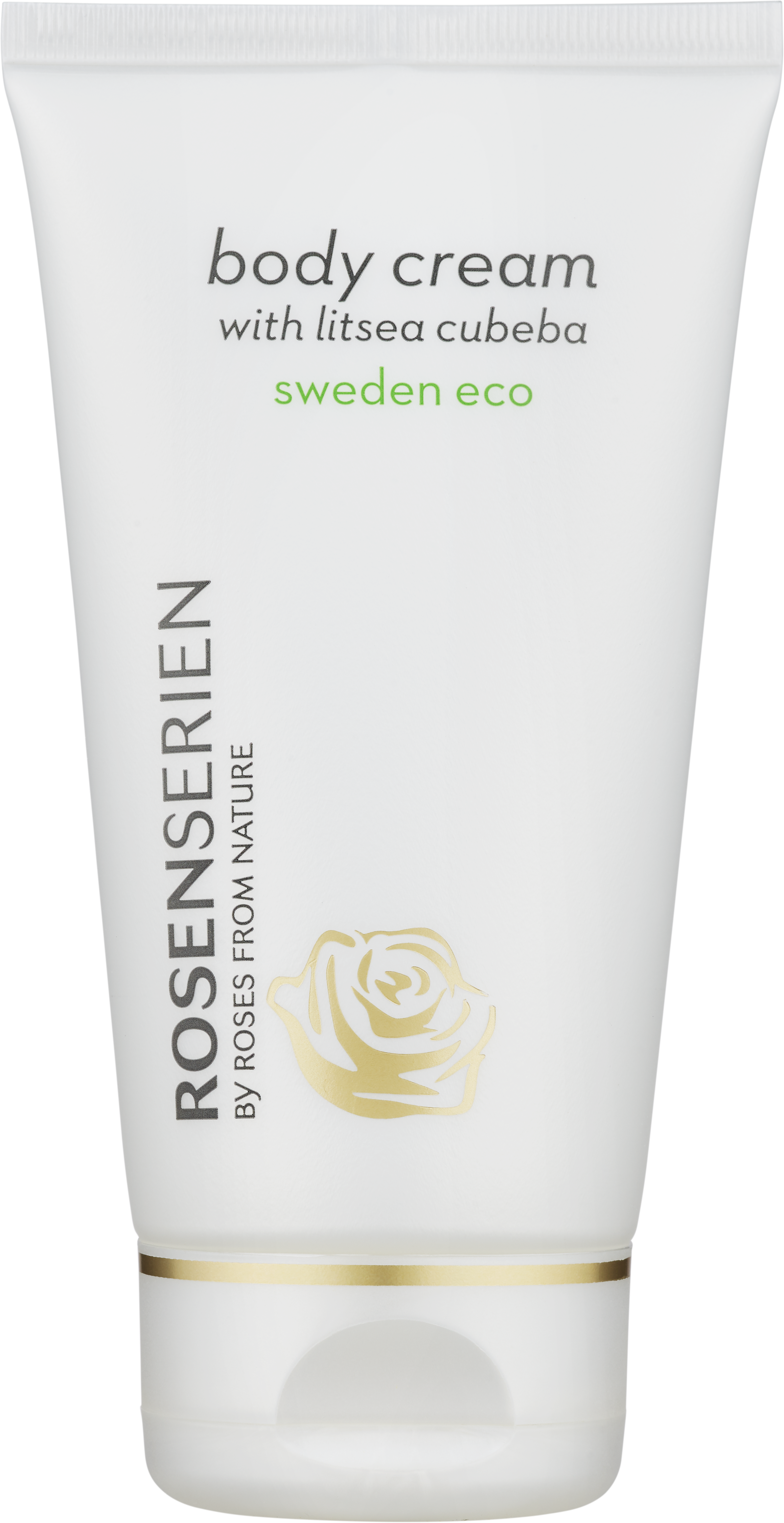Body Cream with Litsea Cubeba